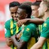 Radioverslag bij de 1-1 van Ruben Schaken tijdens ADO Den Haag - Vitesse