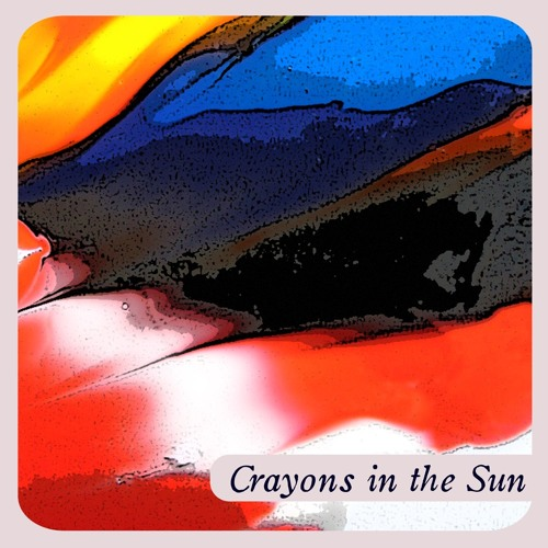 Crayons in the Sun