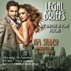 Audiobook: Romance; N.M. Silber, LEGAL BRIEFS, read by Tavia Gilbert