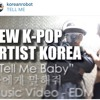 K-POP. K-BOT 나에게 말해줘 (Tell Me Baby) 테크노 뮤직 Korean Robot  #EDM/Techno - NEW K-POP ARTIST KOREA / USA