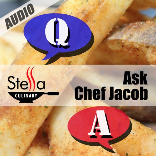 Ask Chef Jacob