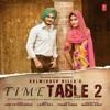 Time Table 2 - Kulwinder Billa