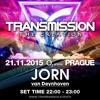 Jorn van Deynhoven LIVE @ Transmission (O2 Arena • Prague, Czech Republic) 2015-11-21