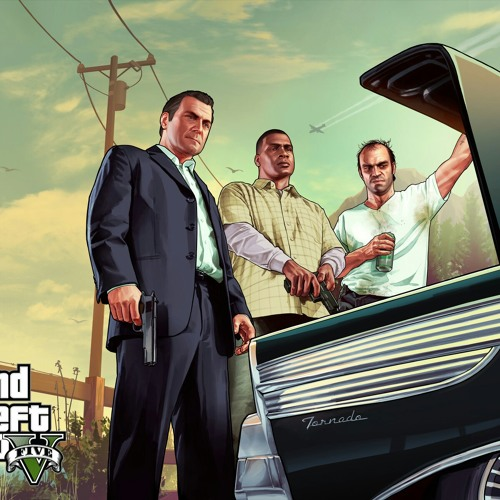 gta 5 welcome to los santos song download