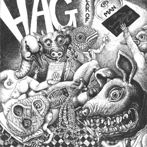 HAG - Fear Of Man (DNAWOT records)
