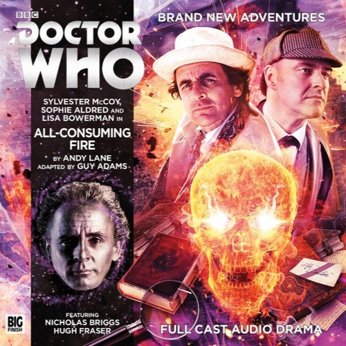Doctor Who - All-Consuming Fire (trailer)