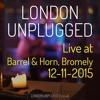 Michael Elliot Live @ London Unplugged, Barrel & Horn, Bromley 12.11.15