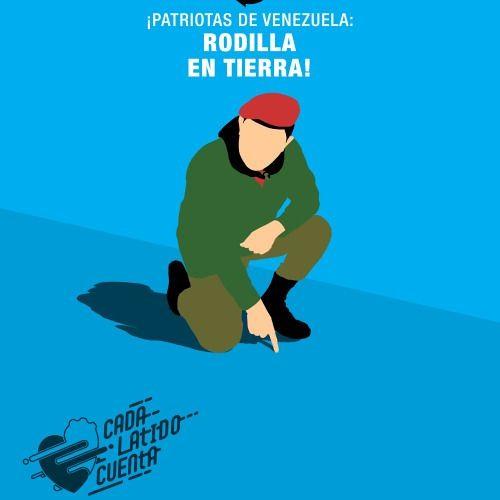 #CadaLatidoCuenta porque Chavez es Nuestro Corazón