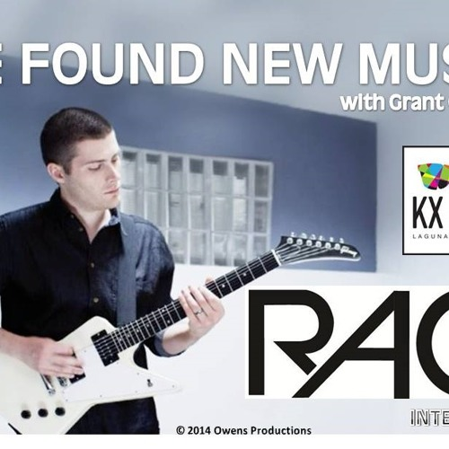 RAC | Interview on WE FOUND NEW MUSIC with Grant Owens