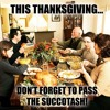 Succotash Clips Epi120: Passin' The Thanksgiving Succotash