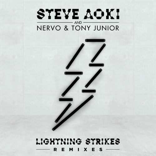 Lightning Strikes Remix EP