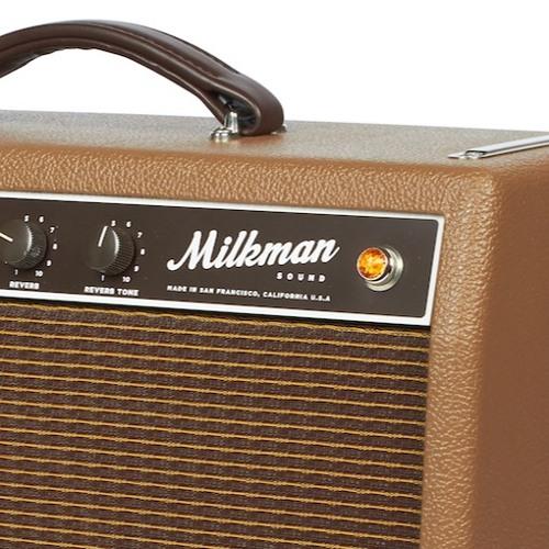 Milkman Sound 40W Pedal Steel Amplifier Mini Demos