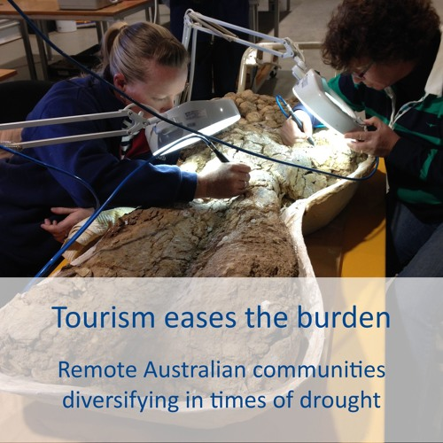 FRRR Podcast Episode 3 Tourism Eases The Burden