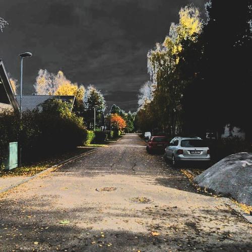My autumn story