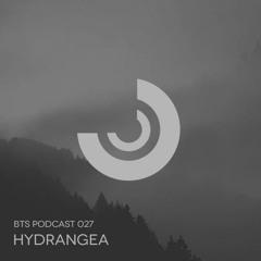 BTS Podcast 027 - Hydrangea