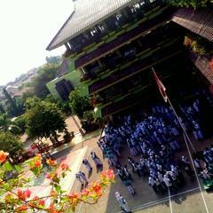 "Paduan Suara SMAN 104 Jakarta-""Cinta untuk guru dan Hymne Guru"""