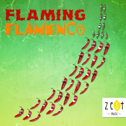 Deep East Music / Zest - Flaming Flamenco - Cato Hoeben & Antonio Baeza Ruiz