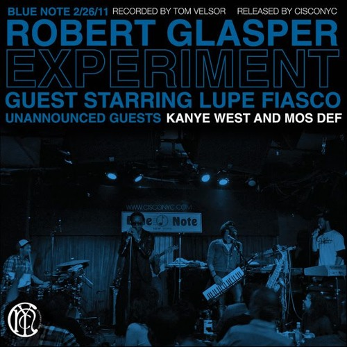Kanye and Mos Def at The Blue Note Ft. Robert Glasper Experiment