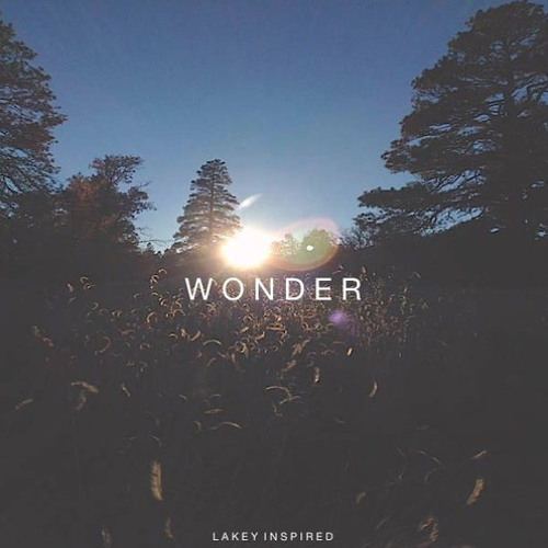 LAKEY INSPIRED - Wonder