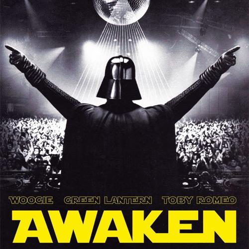 Green Lantern x WOOGIE x Toby Romeo - Awaken (Original Mix)