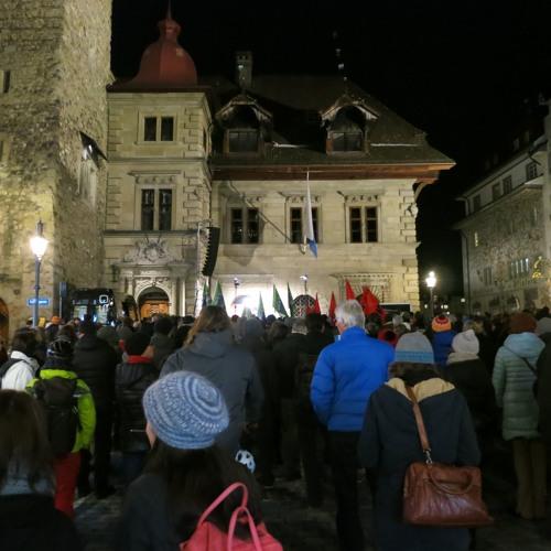 Wer ist die Luzerner Allianz für Lebebensqualität und was sind ihre Forderungen - Marcel Budmiger