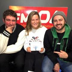 Funzo & Alan Newman on FM104's Open Mic with Kieth Ward