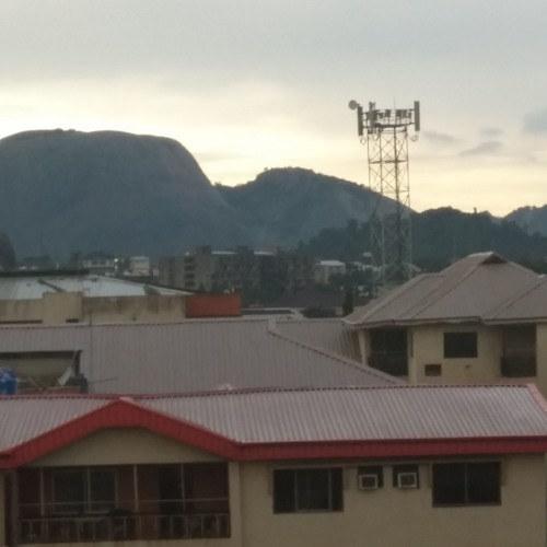 Björne Bulletproof - Lazy Abuja Nights