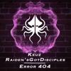 Keuz X Raiden'sGotDisciples - ERR0R 4O4 [Bipolar Kraken Exclusive]