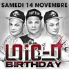 Darkside @Loic D Birthday COMPLEXE CAP'TAIN