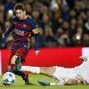 FC Barcelona vs Roma 11/24/2015