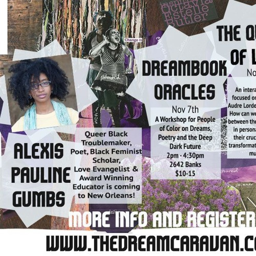 Dream Caravan 2015 Alexis Keynote
