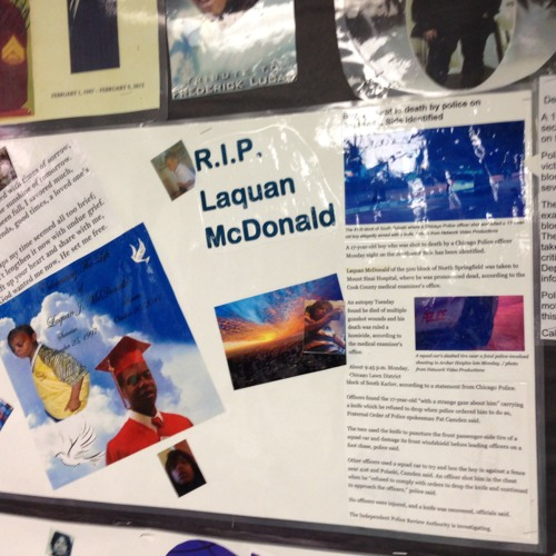 Laquan McDonald's high school and those who remember him