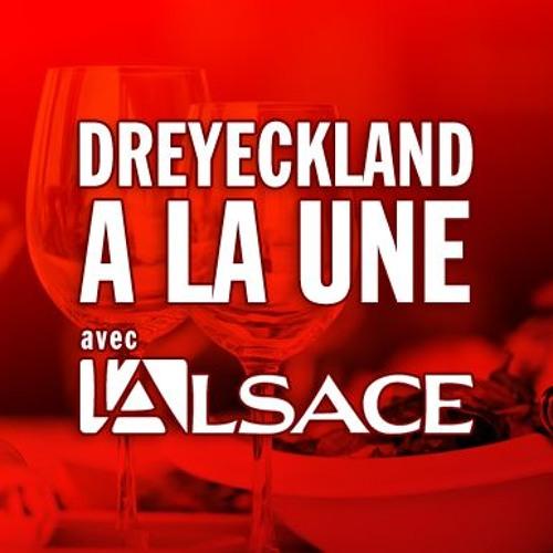 Dreyeckland à la Une (avec l'Alsace) - Davy MATHIS