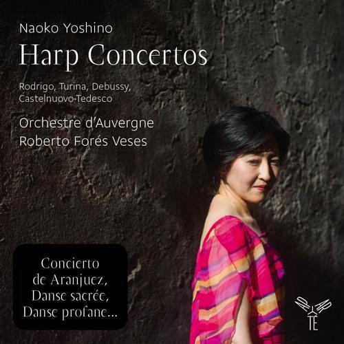Joaquín Rodrigo : Concierto De Aranjuez For Harp And Orchestra (Allegro Con Spirito) Naoko Yoshino