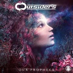 Outsiders & Raja Ram - Secret of The Magic Garden