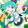 [ K.S.B.W and Riato ] [ Hatsune Miku V4X Beta ] Vegetable Juice - Sort Only Vocal -