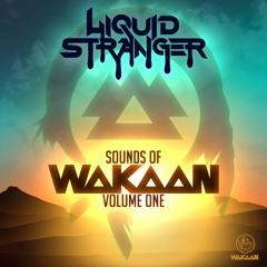 Liquid Stranger - Sounds Of Wakaan Vol. 1