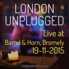 Michael Elliot Live @ London Unplugged, Barrel & Horn, Bromley 19.11.15
