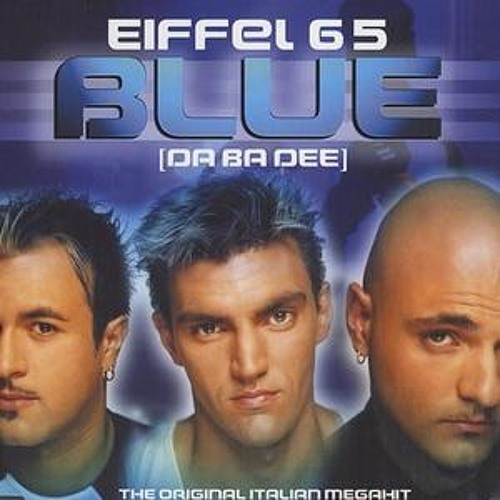 Eric Mendosa & Eiffel 65 & Steve Aoki & Florian Picasso - Blue Shape (G-Bass Edit)