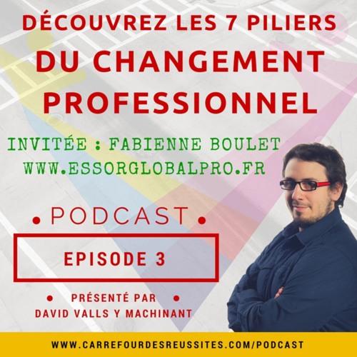 Découvrez Les 7 Piliers Du Changement Professionnel - Episode 3 - RDV Au CDR