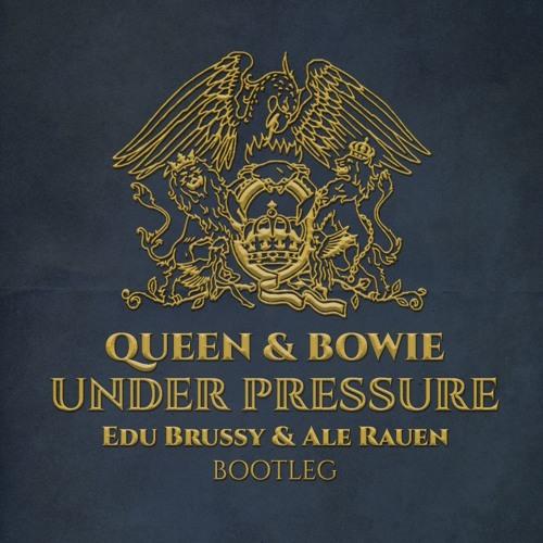 Queen & David Bowie - Under Pressure - Edu Brussy &  Ale Rauen Bootleg.