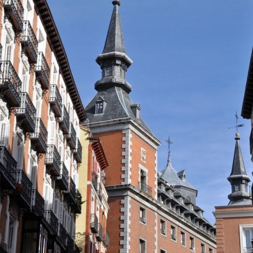 Madrid Sights (English)