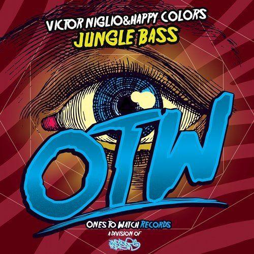 Victor Niglio & Happy Colors - Jungle Bass
