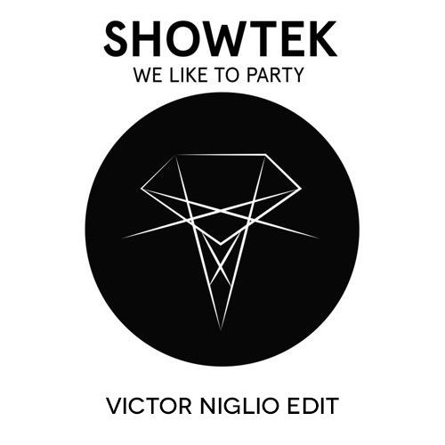 Showtek - We Like To Party (Victor Niglio Edit)