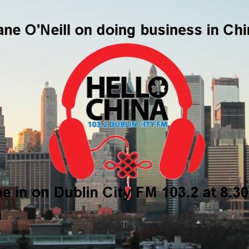 Shane O'Neil Sharing His Experience On Doing Business in China
