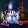 freddy fazbear vs sonic exe rap carraxx ft mc energy
