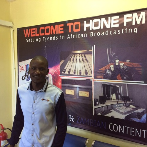 Mr Simon Berry Talks About ColaLife On Kit Yamoyo Show With George Phiri On Hone FM 94.1