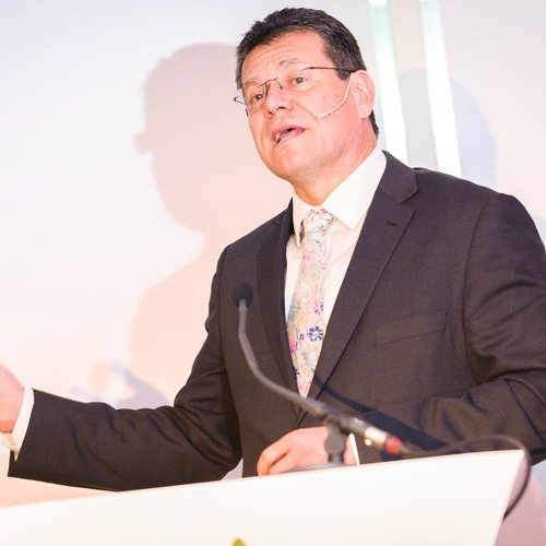 Maroš Šefčovič, Vice-President of the European Commission at European Paper Week