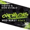 Tiësto & Don Diablo Ft. Thomas Troelsen - Chemicals (Wed Burst Remix)