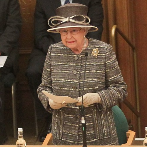 Her Majesty The Queen, and General Synod - Podcast 27th November 2015
